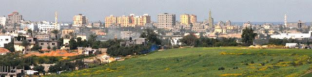 Евгения Кравчик: Сектор Газа: terra incognita