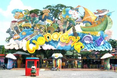 travel malang semarang, travel semarang malang, Wisata Semarang, Wonderia