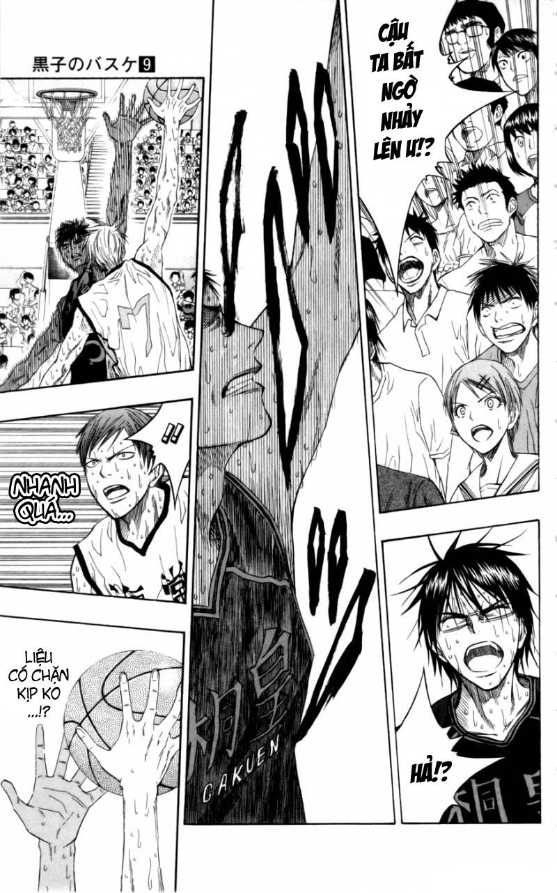 Kuroko No Basket chap 072 trang 5