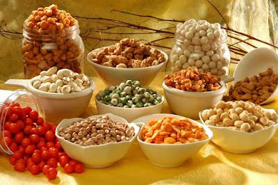 Kacang Kacangan Bisa Jadi Cara Memperbesar Payudara