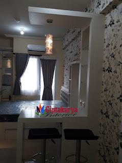 paket-interior-studio-apartemen-green-pramuka-city