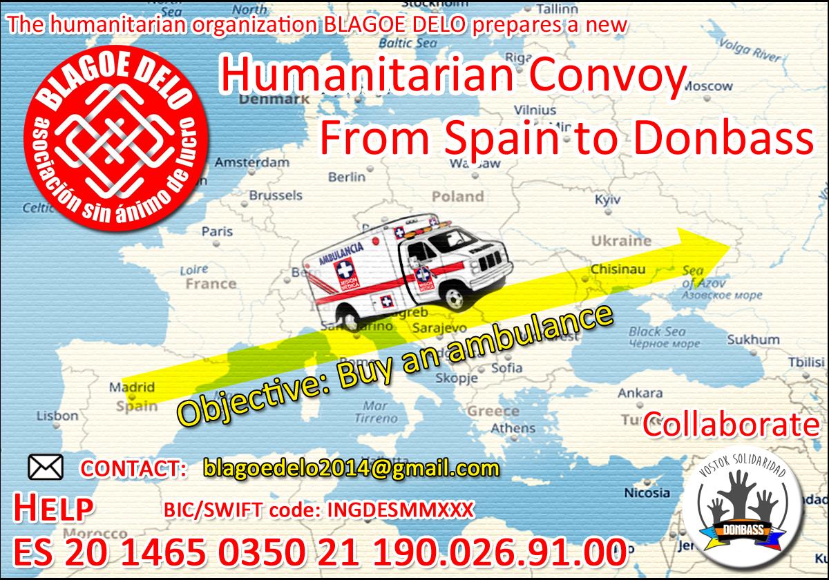 Humanitarian Mission: