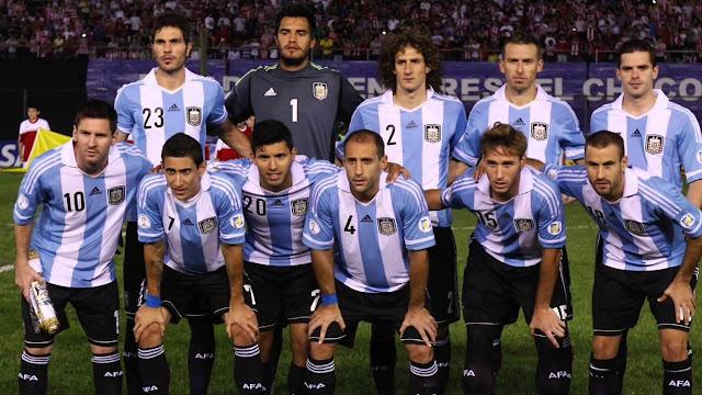 Argentina FIFA squad 2018