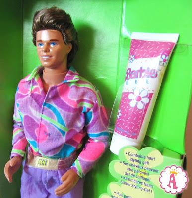 Коллекционные куклы барби 90s Ken Ultra Hair