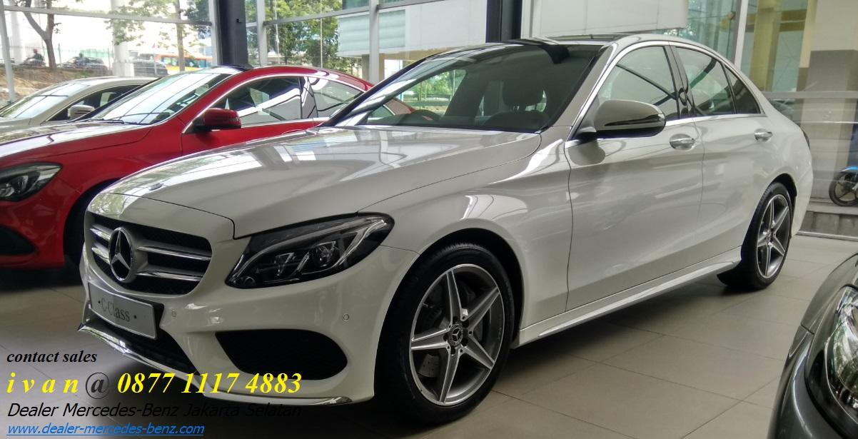 Dealer Mercedes Benz Jakarta Selatan Atpm Resmi