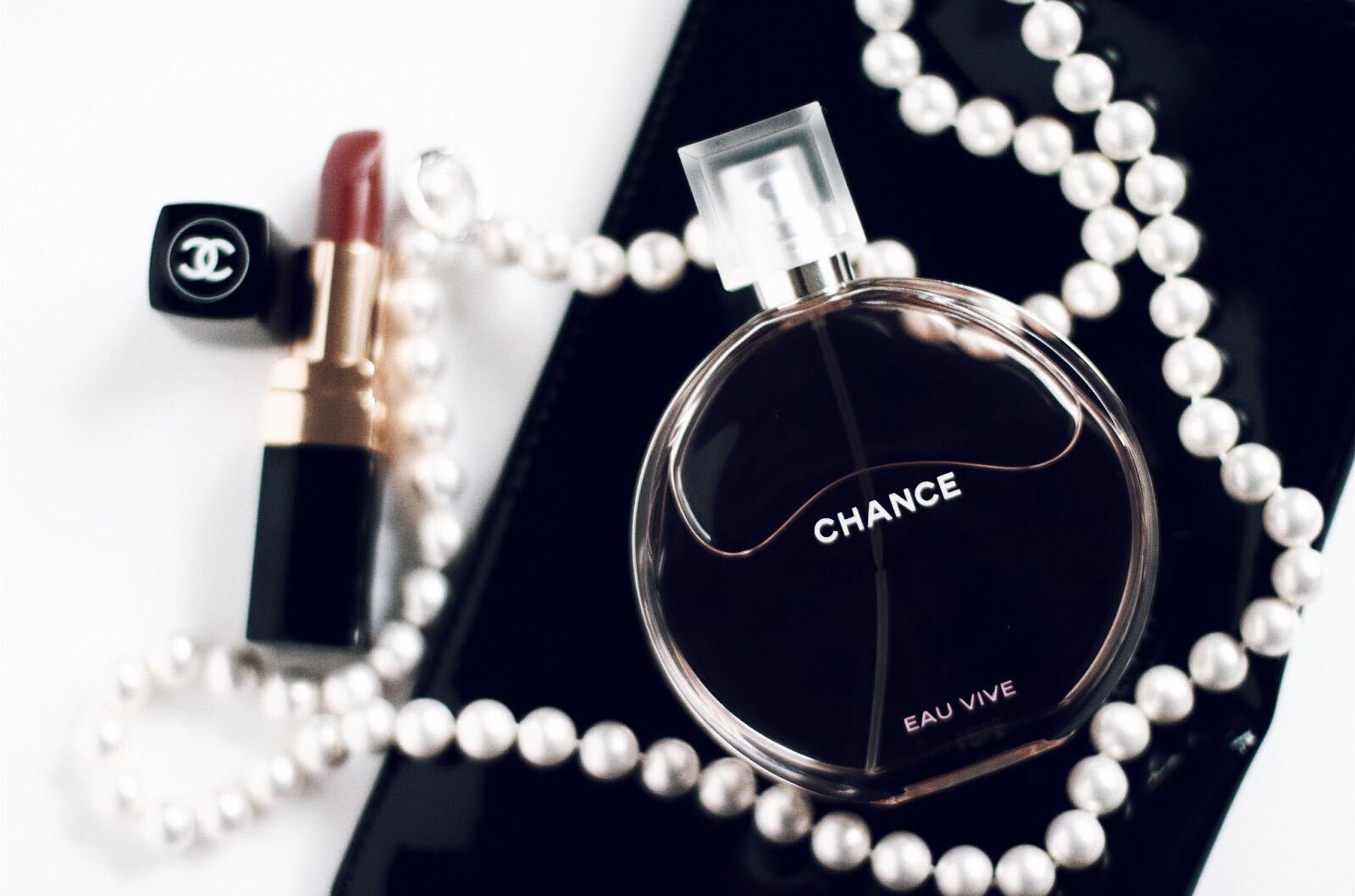 chanel chance eau vive parfum avis test