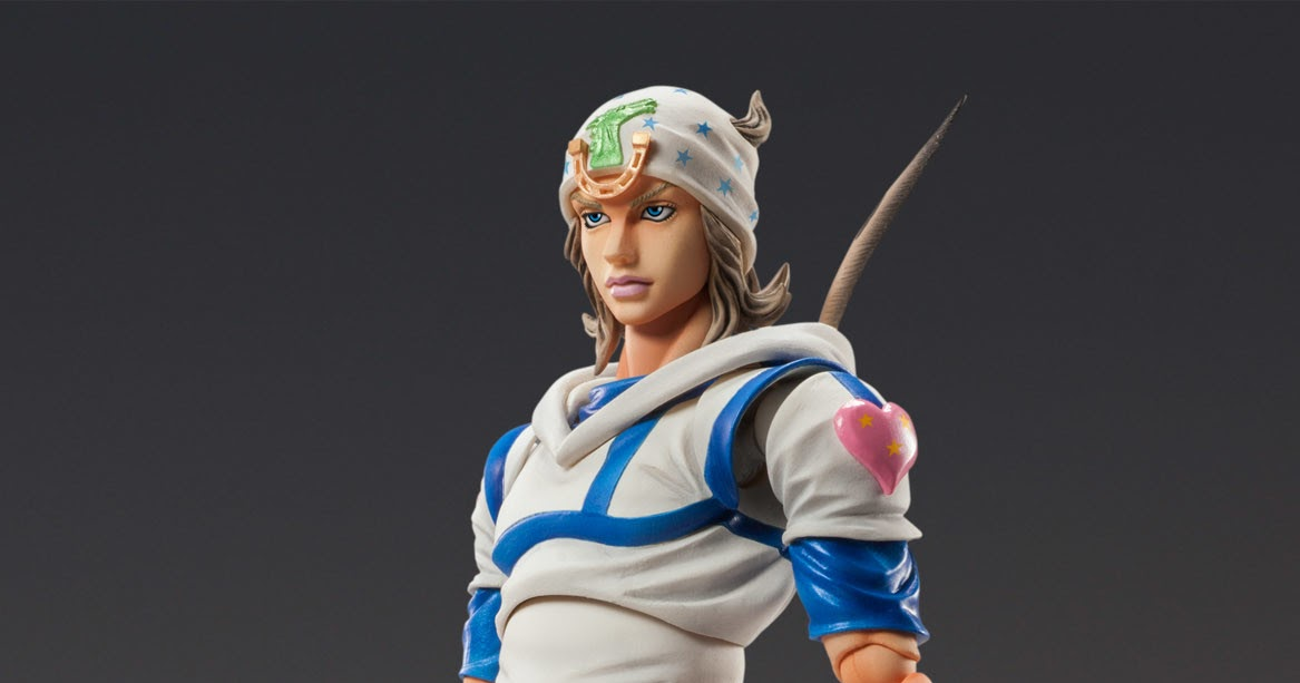 Amedama no Heya: Super Action Statue - Johnny Joestar, Tusk