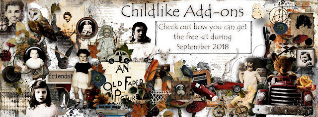 Childlike Add-ons - New Freebie