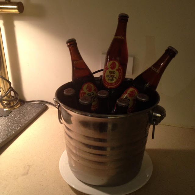 What To Do in Cebu for a Dollar:  enjoy Red Horse Beer