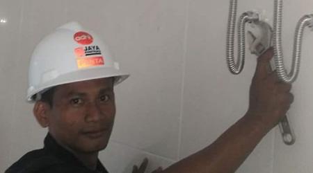 Service water heater di Brebes Jawa Tengah