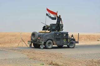 تعرفوا معنا علي نشرة اخبار جهاز مكافحة الارهاب العراقي