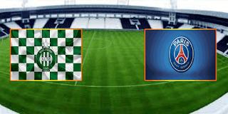 مشاهدة مباراة باريس سان جيرمان وسانت اتيان في كأس الرابطة الفرنسية