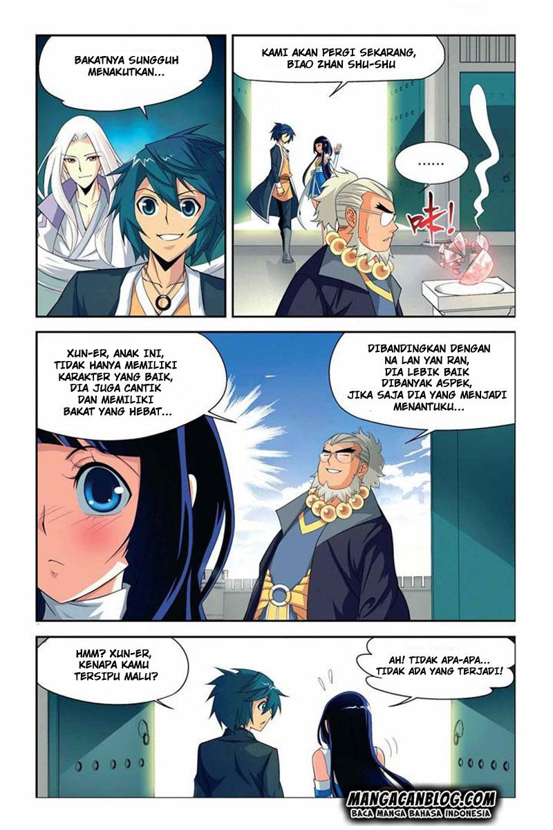 Battle Through Heaven Chapter 12-8