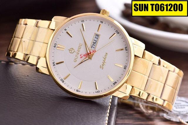 Đồng hồ nam Sunrice T061200