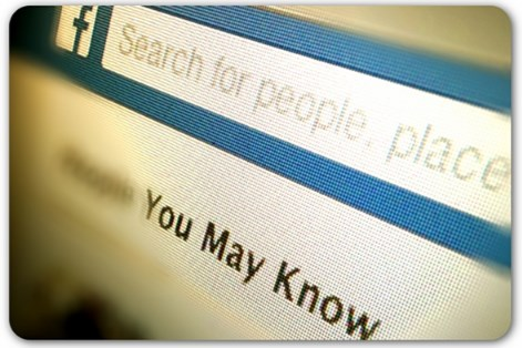 facebook search people you may know