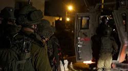 15 thành viên Hamas bị bắt tại Bờ Tây khi đang hoạt động bí mật trong đêm