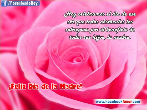 Imágenes Día De La Madre Para Whatsapp Y Facebook: Tarjetas Bonitas Para Dia De La Madre