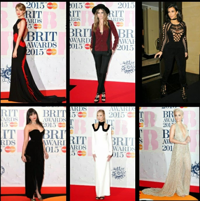 Best Looks of Brits Awards 2015
