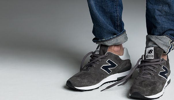 sale retailer d5769 40f9a EMM (pronounced EdoubleM): NEW BALANCE 1400 Sneakers for J ...