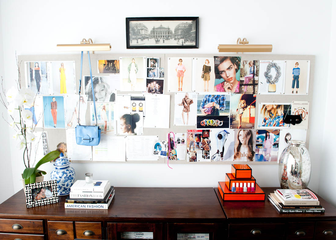 Surfing the Slump: What an Inspiration and Vision Board ...