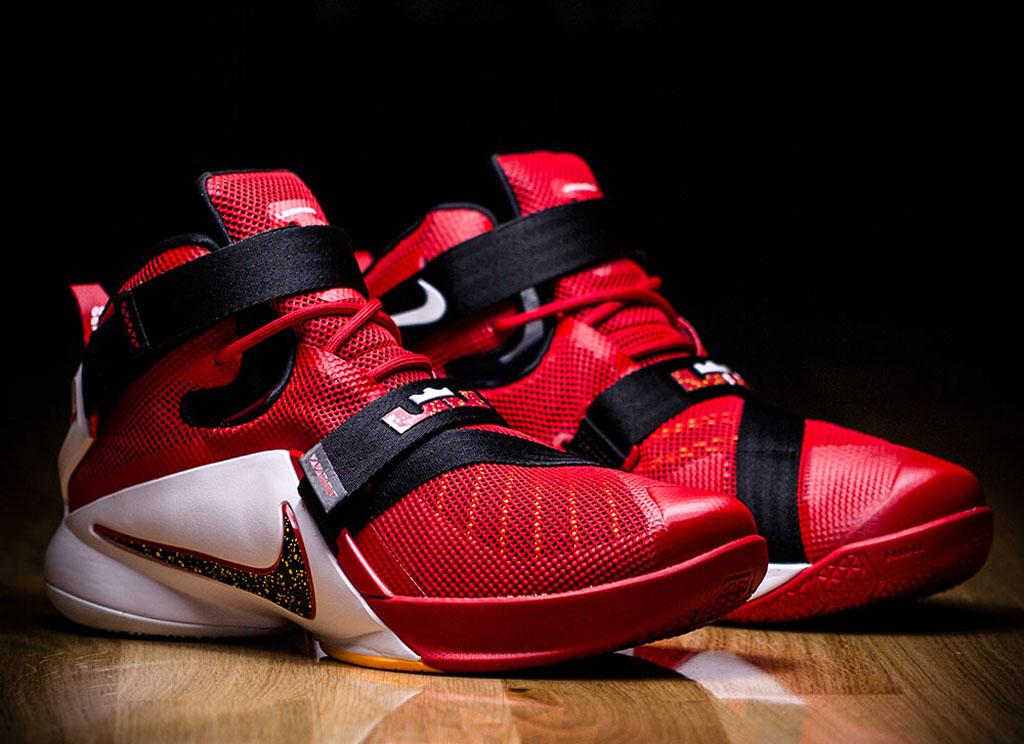 4dd315dbb260 Nike Zoom Lebron Soldier 9