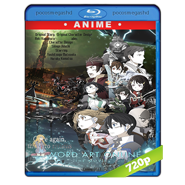 Sword Art Online: Ordinale Scale 2017 720p Japones Subt.
