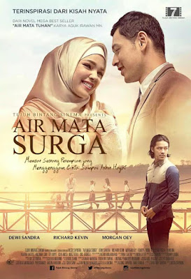 Poster Film Air Mata Surga