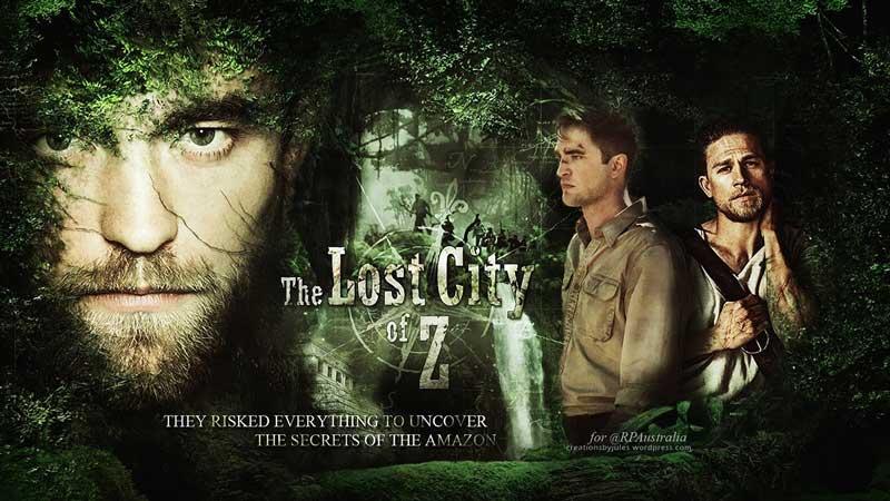 Poster de La Ciudad Perdida de Z