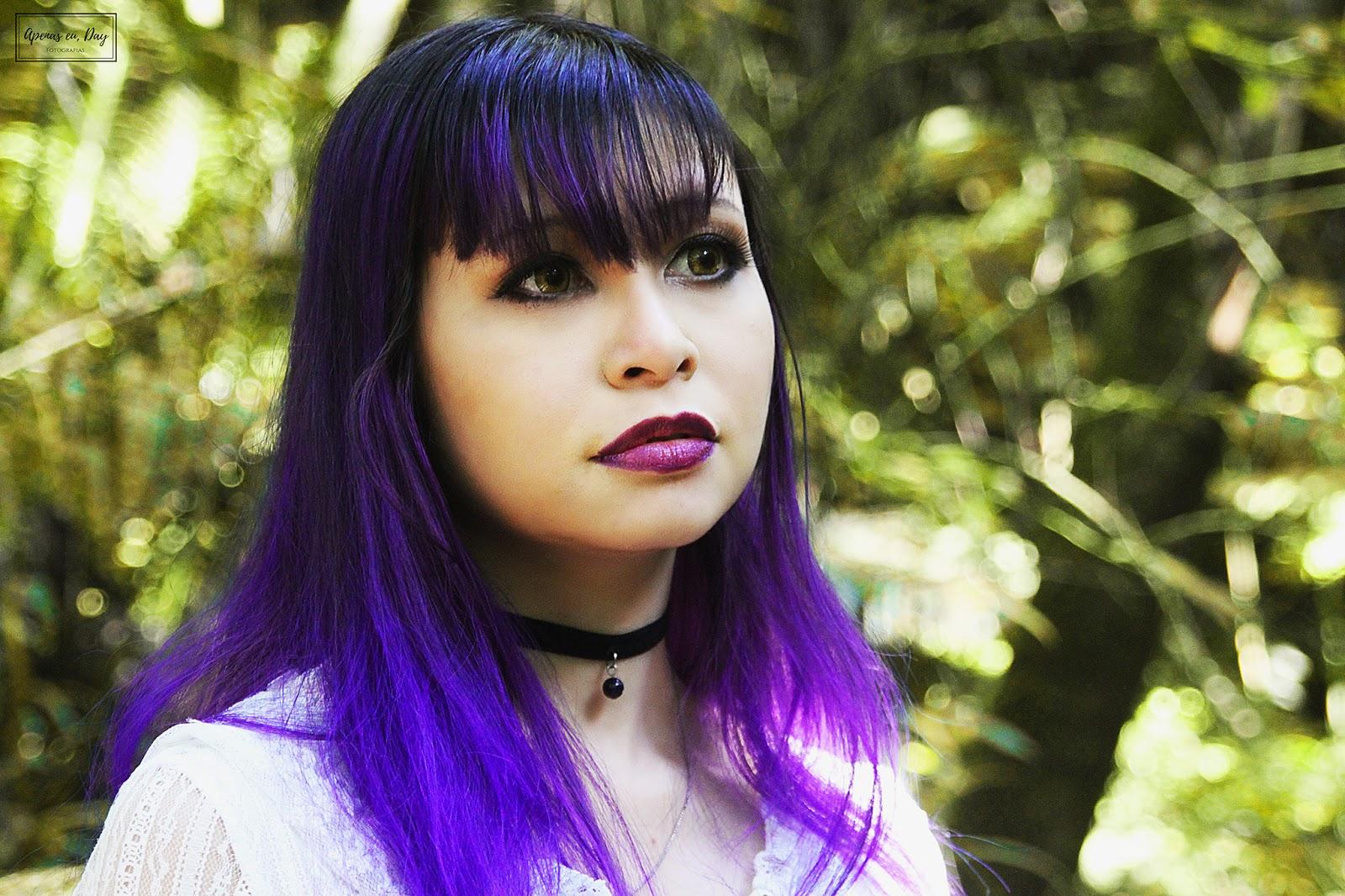 Nova fotógrafa voltada para público alternativo traz uma pegada diferente. Ensaio com Mari Shima. Acesse agora!