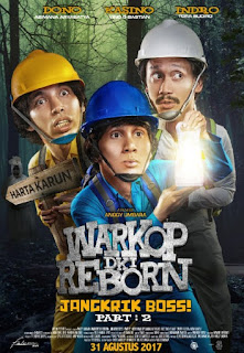 Download Film Warkop DKI Reborn: Jangkrik Boss Part 2 (2017) BluRay