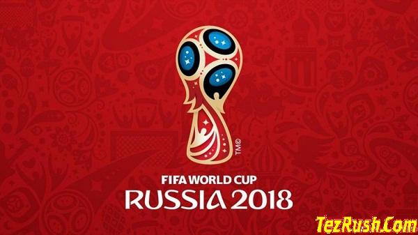 FIFA World Cup 2018 Biss Key Logo TezRush