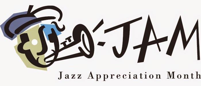 Jazz Appreciation Month Graphic Banner