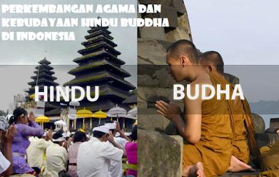 Awal Perkembangan Agama dan Kebudayaan Hindu-Budha di Indonesia