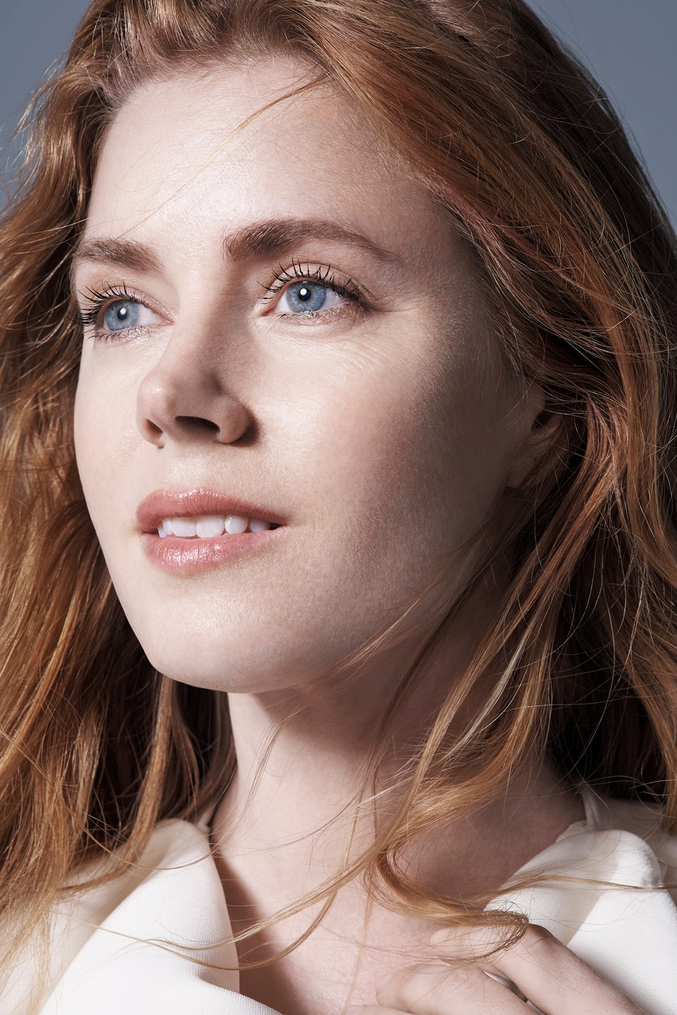 Amy Adams in Elle UK N...