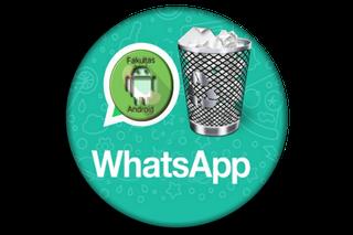 Cara Membaca Pesan WhatsApp Yang Telah Dihapus