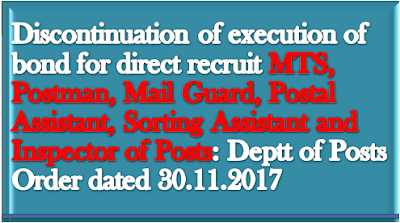 discontinuation-of-execution-of-bond-paramnews-dept-of-post-order
