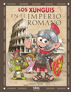 Los xunguis en el Imperio romano de J. Cera / Juan Carlos Ramis