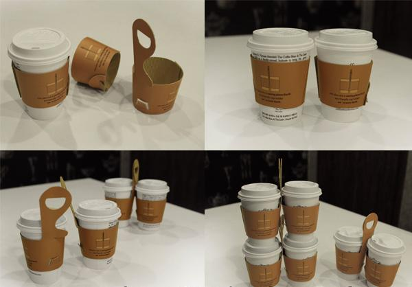 Creative And Cool Coffee Sleeves Carriers Holders 21 6