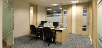 Desain Interior Kantor di Gema Intermulia