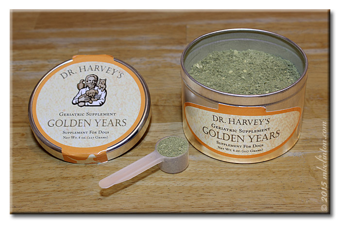 Dr. Harvey's Golden Years Geriatric Supplement