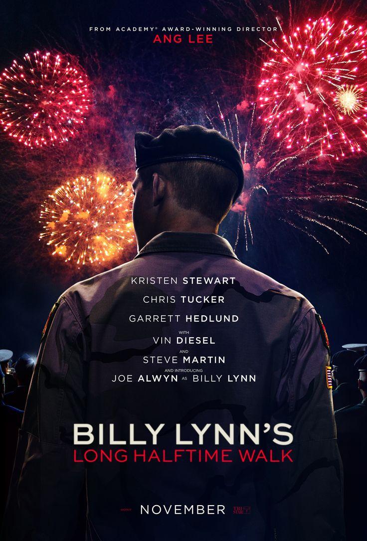 Billy Lynn s Long Halftime Walk (2016) บิลลี่ ลินน์ วีรบุรุษสมรภูมิเดือด