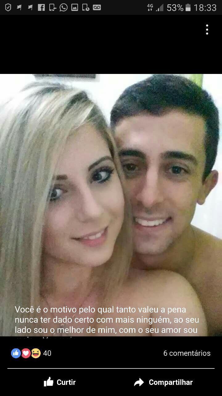 Jéssica Vixi Namoradinha do Gilsonir Bianchini