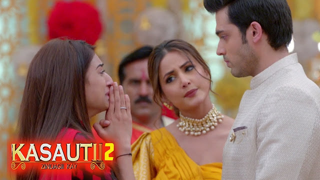 Prerna's confrontation with Anurag turns ugly insult in Kasauti Zindagi Ki 2