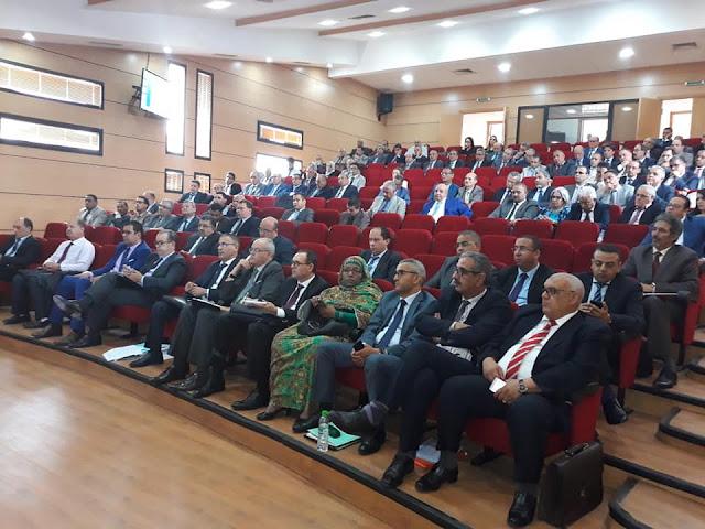 تنزيل مشاريع الرؤية الاستراتيجية للإصلاح والدخول المدرسي 2018-2019 محورا لقاء تنسيقي بين المسؤولين المركزيين والجهويين والإقليميين لقطاع التربية الوطنية