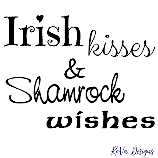 st patrick's day quotes chalkboard art lettering irish kisses