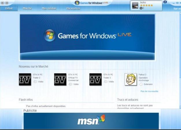 windows live games anmelden