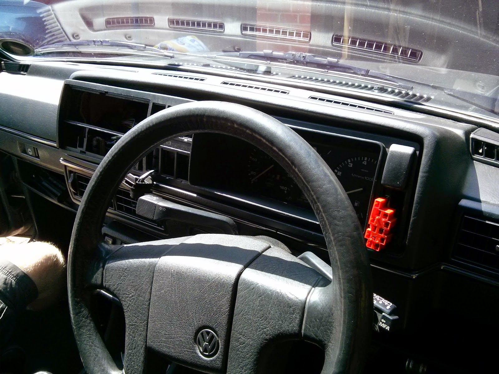 Vw Golf Mk2 Gti 16v Wiring Diagram 2007 Chevy Lifted Life With A 1989 Horn Blows