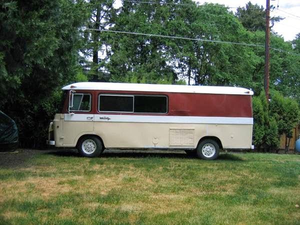 used rvs 1969 clark cortez van for sale by owner. Black Bedroom Furniture Sets. Home Design Ideas