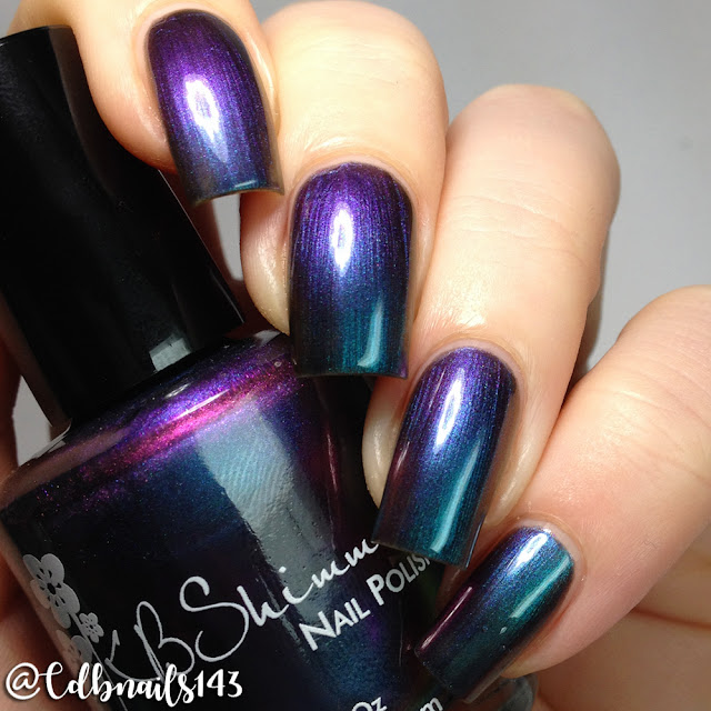 KBShimmer-Iridescent Exposure