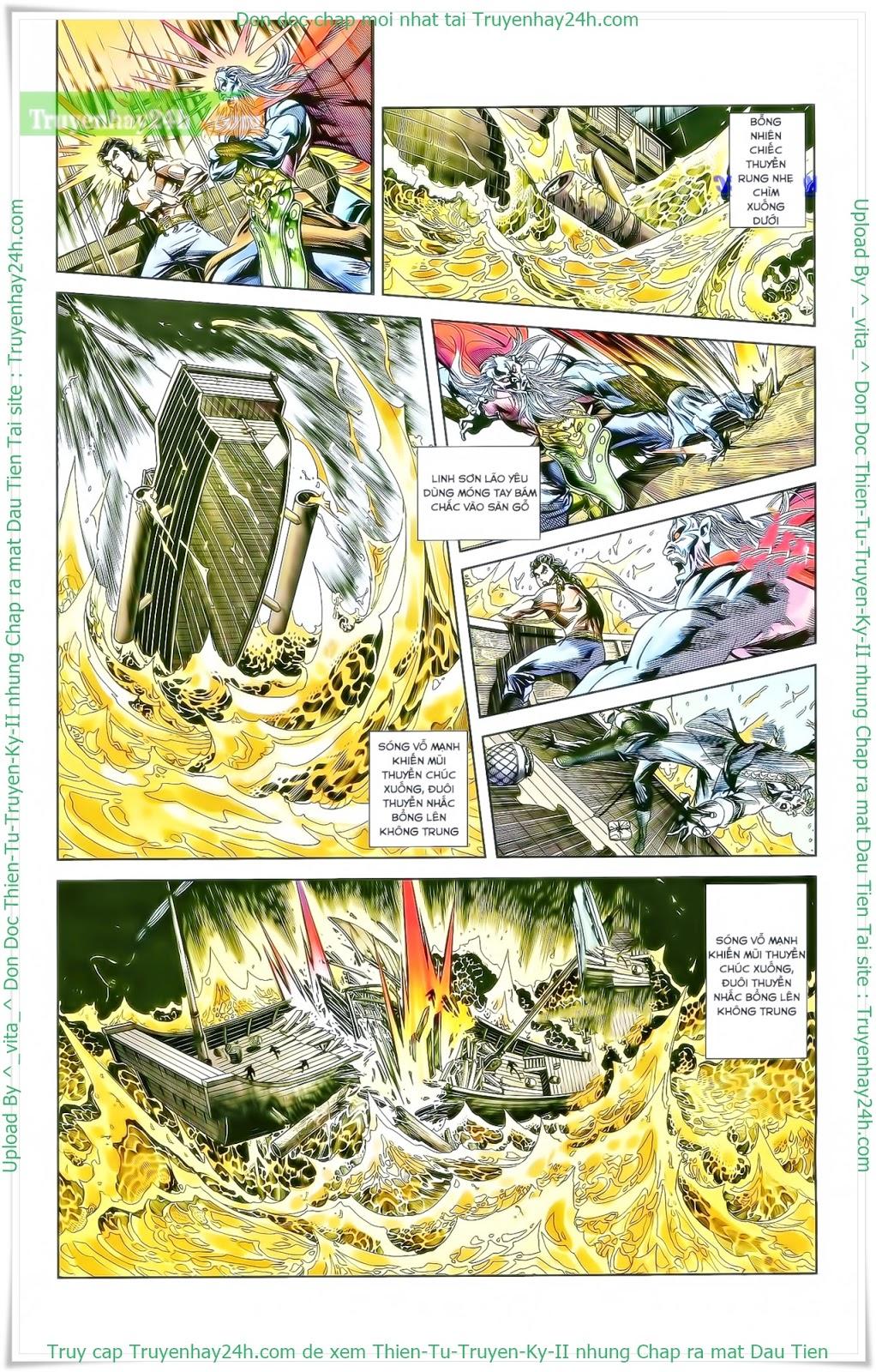 Tần Vương Doanh Chính chapter 27 trang 9